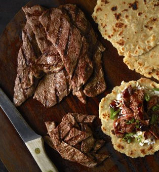 korean tri tip steak