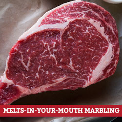 melts in your mouth marbling